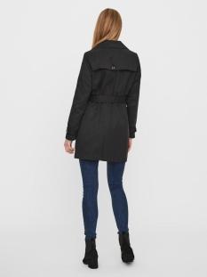 vmberta 3/4 jacket col 10226692 vero moda jas black