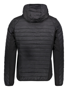 hybrid jacket m5010049a superdry jas black