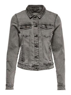 Only Jas ONLTIA JACKET BB CRF4241 NOOS 15205785 Grey Denim
