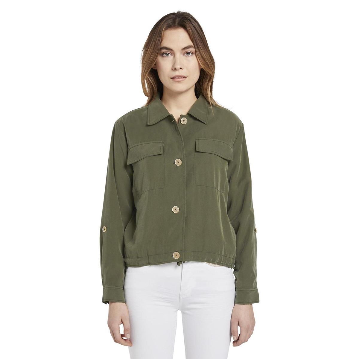 korte utility blazer 1018226xx70 tom tailor jas 10373