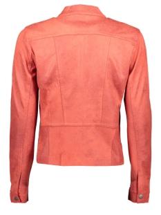 biker jasje met ronde kraag 25001568 sandwich jas 20139