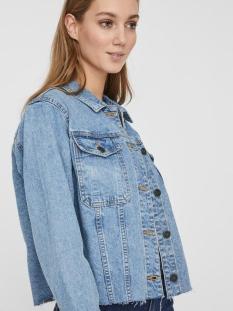 nmsury l/s jacket  vi063lb bg noos 27010904 noisy may jas light blue denim