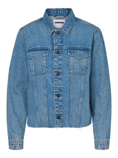 Noisy may Jas NMSURY L/S JACKET  VI063LB BG NOOS 27010904 Light Blue Denim
