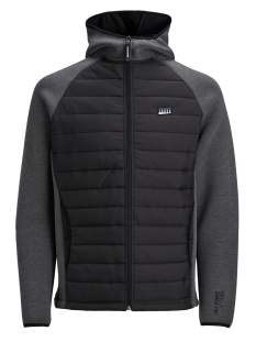 jcotoby jacket noos 12166705 jack & jones jas black