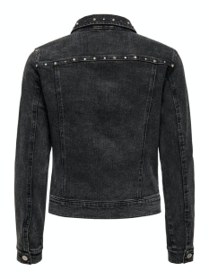 onlwild dido life ls dec dnm jacket 15210417 only jas black/washed