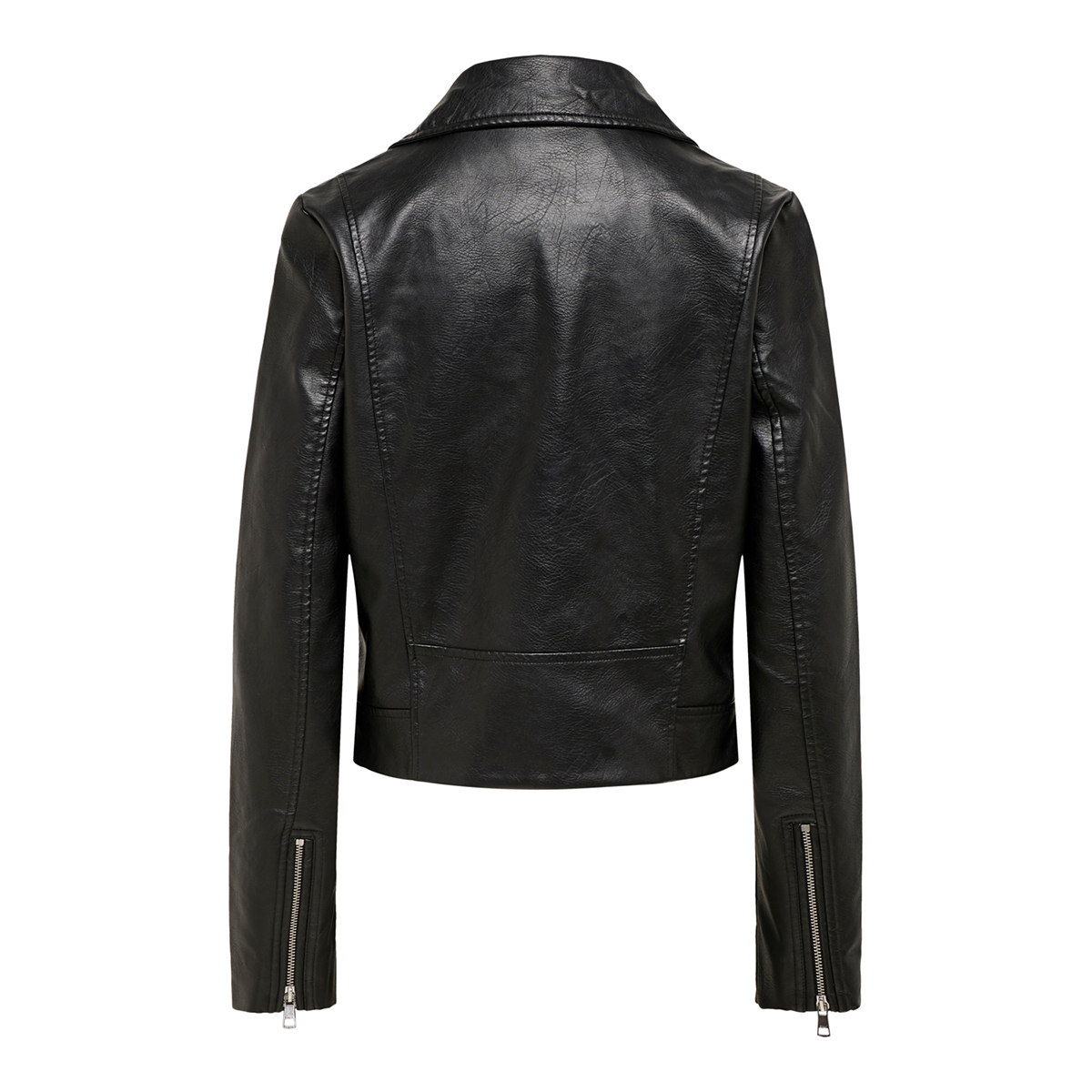 onlvalerie faux leather jacket cc o 15203954 only jas black