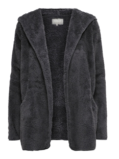Only Jas ONLNEWCONTACT HOODED SHERPA COAT OT 15161142 Magnet