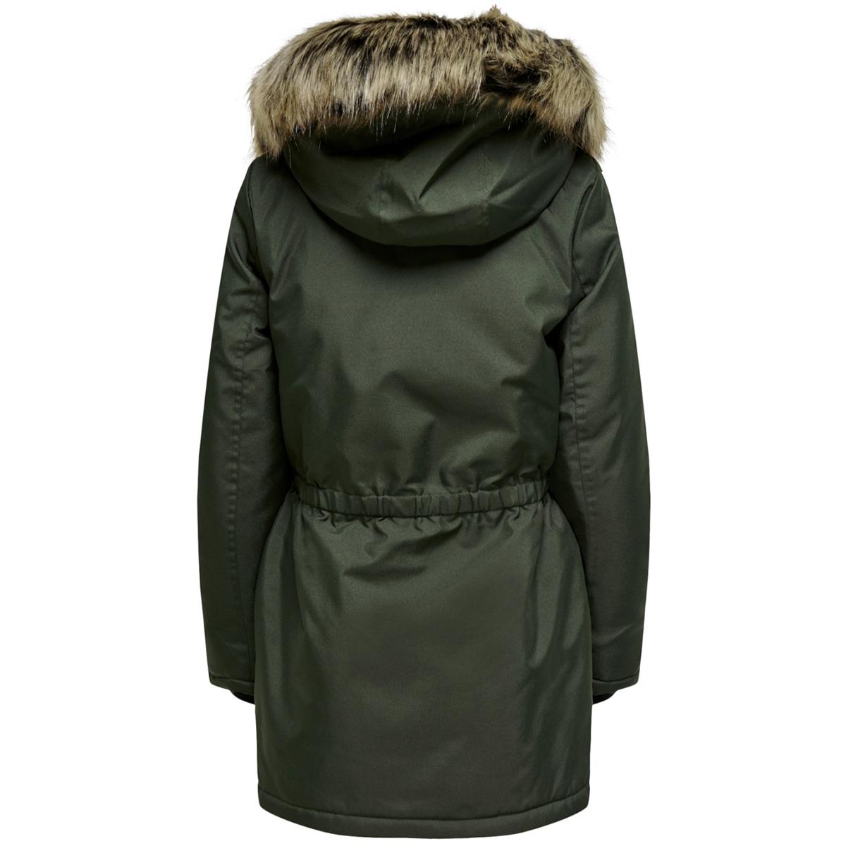 onliris fur winter parka cc otw 15213755 only jas peat