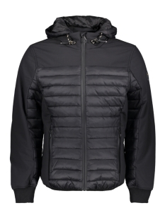 NO-EXCESS Jas JACKET 97630730 020 BLACK