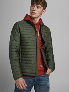 Jack & Jones Jas JJRICK JACKET 12173809 Forest Night