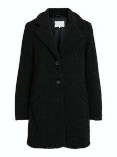 VILIOSI TEDDY COAT/SU - NOOS 14056460 Black