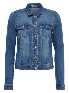 Only Jas onlNew Westa Jacket Pim203 15114138 Medium Blue Denim