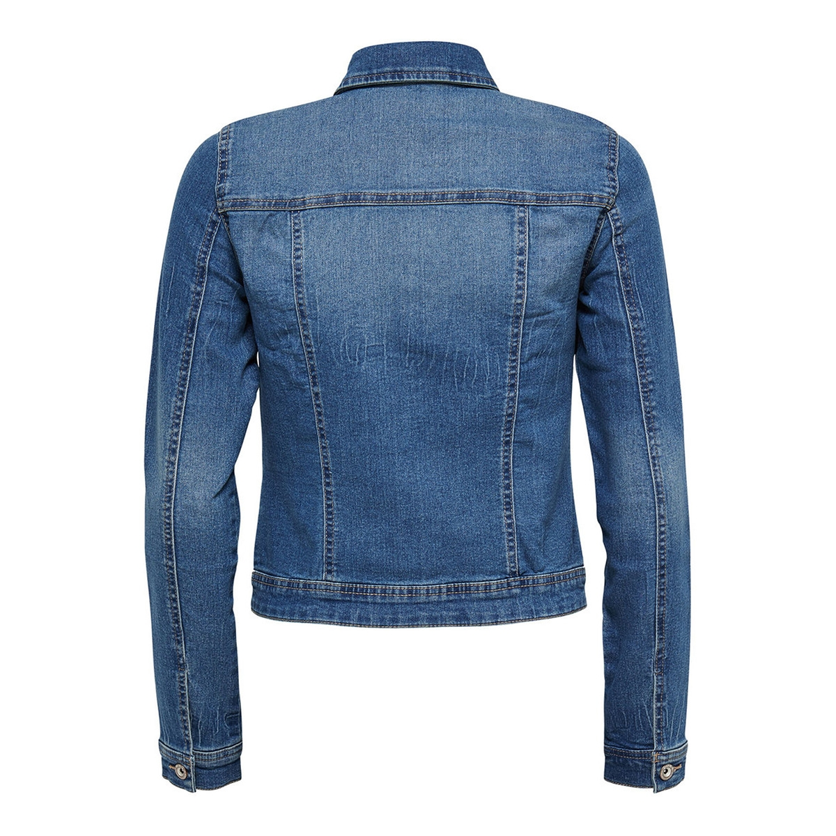 onlnew westa jacket pim203 15114138 only jas medium blue denim