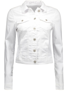 Only Jas onlNew Westa Detail Jacket 15114466 White