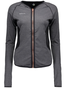 859604 AMARA REVERSIBLE JACKET 8990 Black-Grey