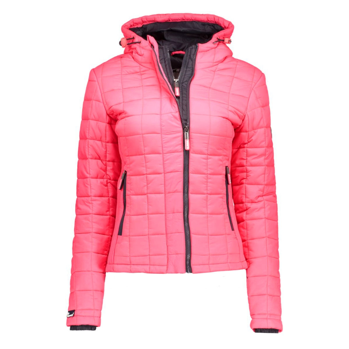 g50009nnf2 superdry jas flash pink