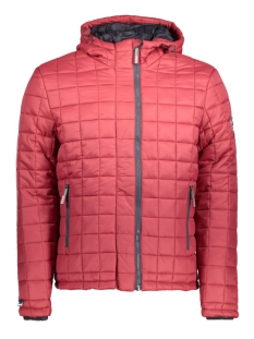 Superdry Jas M50000NNF1 WINE RED
