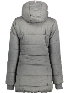 g50004ln tall puffer superdry jas grey marl