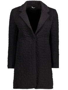 Juul & Belle Blazer QUILTED COAT Black