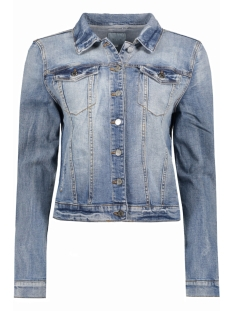 VIKAFIRA DENIM JACKET 14040295 Dark Blue Denim
