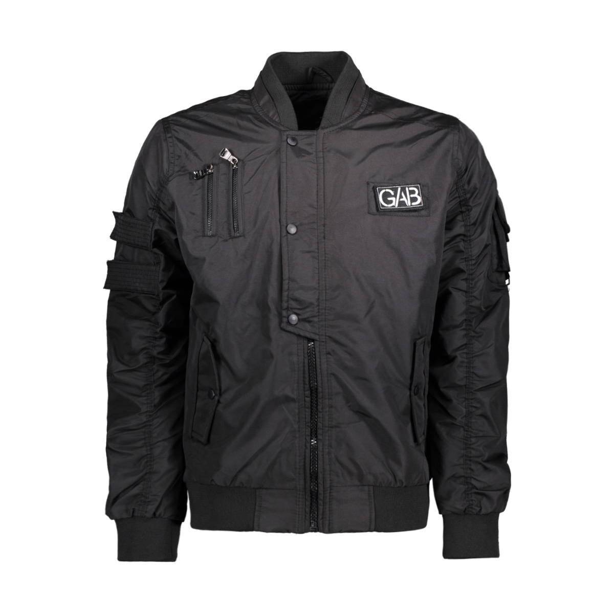 53026 gabbiano jas zwart