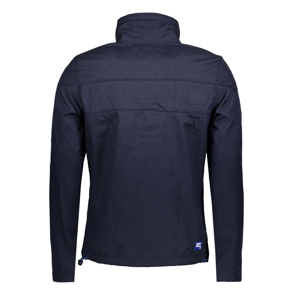 m50016zpf5 windtrekker superdry jas ju1 blue
