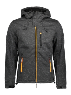 m50002zpf2 sherpa hood superdry jas gn5 black