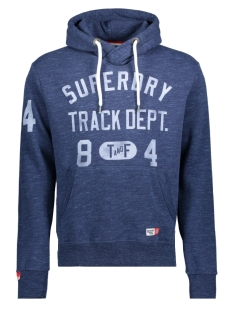 Superdry Sweater M200085XPF6 EK2 (Prussian Blue Marl)