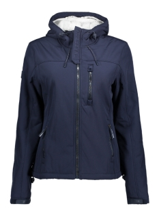 Superdry Jas G50002WR HOODED XF3 NAVY