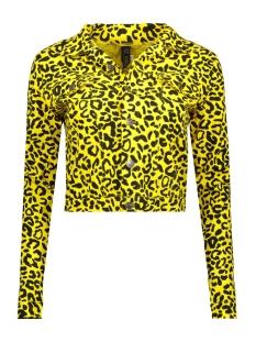 jacket leopard 3390 iz naiz jas yellow