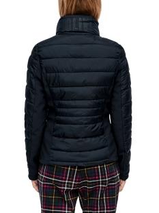 gewatteerde jas met softshell 04899516007 s.oliver jas 5996