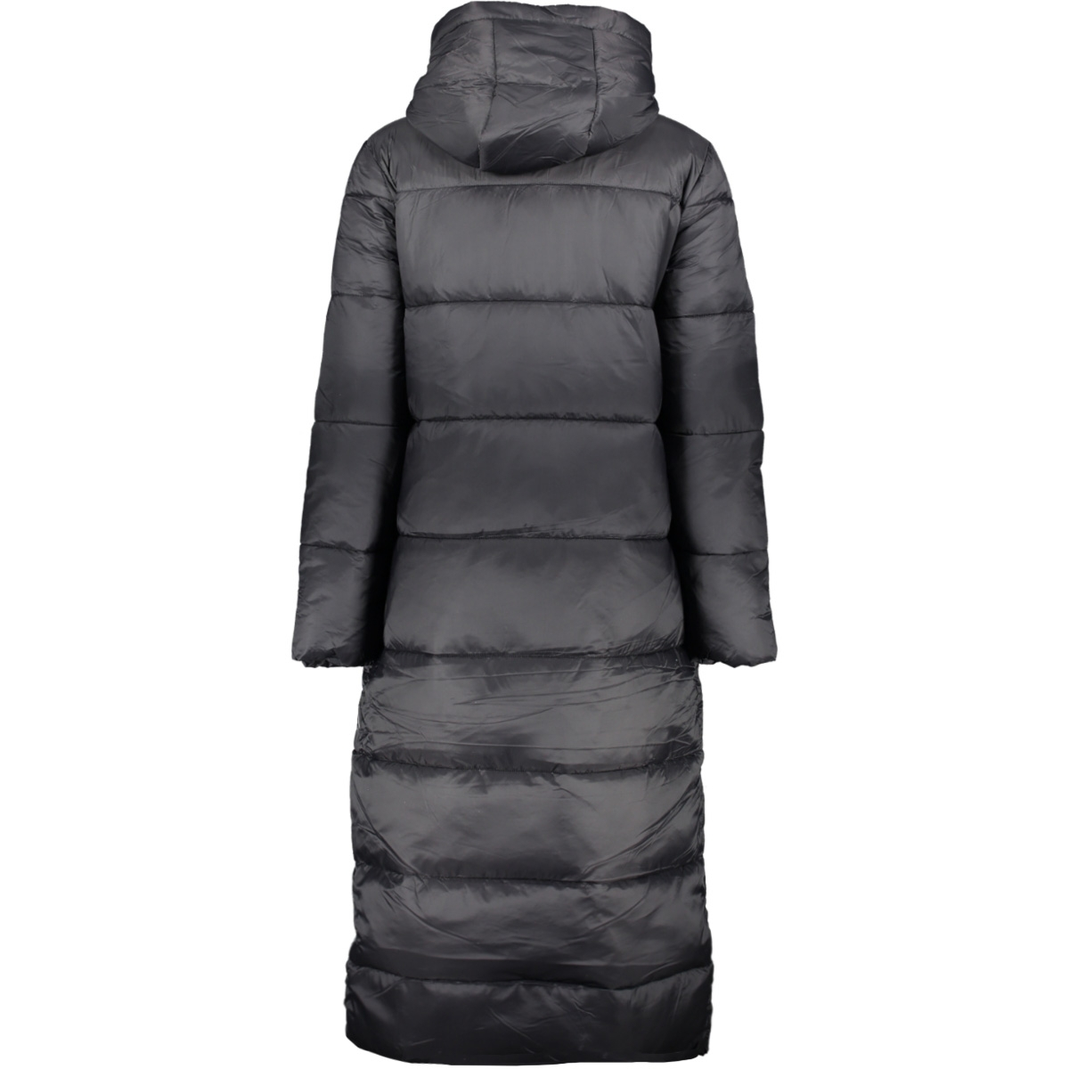 long padded jacket r7022 saint tropez jas black