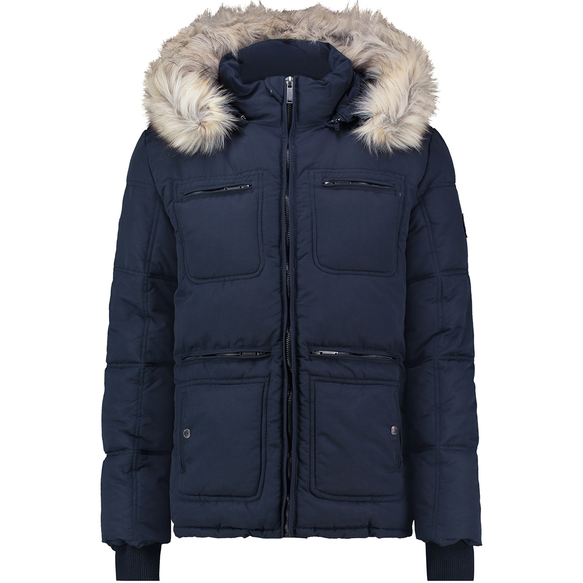 jacket expedition mu 12 1009 haze & finn jas dark navy