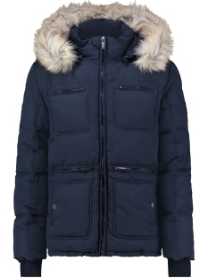 Haze & Finn Jas JACKET EXPEDITION MU 12 1009 DARK NAVY