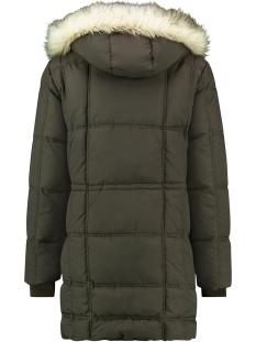 jacket explorer mu12 1008 haze & finn jas army green