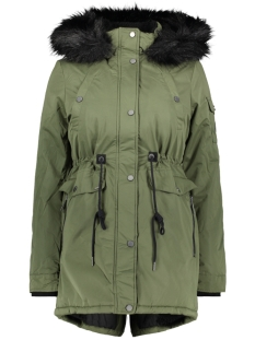 Superdry Jas NADARE MICROFIBRE W5000012A MILITARY DUCK