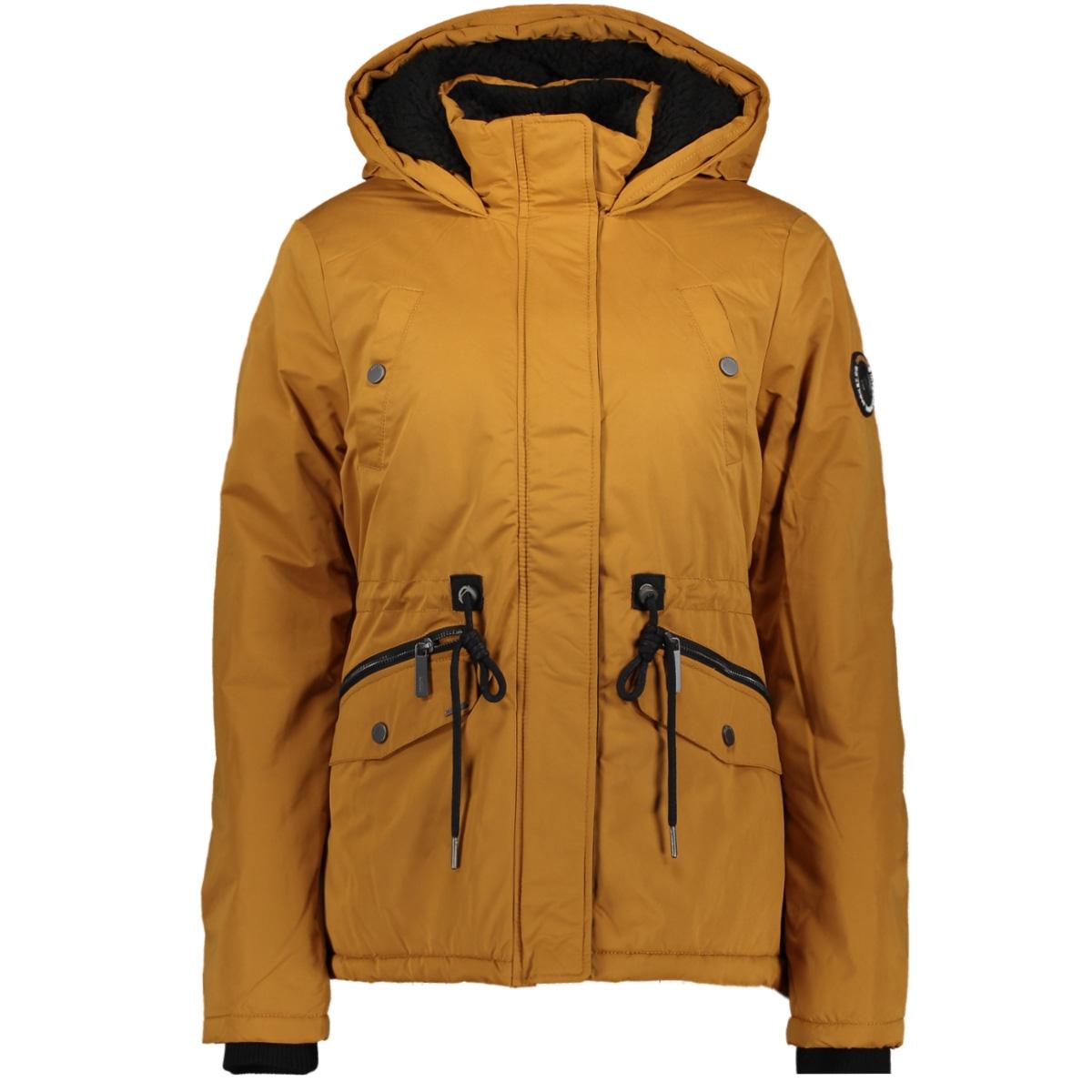 alpine microfibre jacket w5000004a superdry jas flaxen