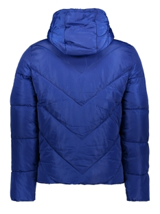 xenon padded jacket m50007cr superdry jas bright cobalt