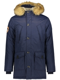 everest parka m5000040a superdry jas autical navy