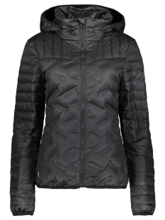 Superdry Jas LS ESSENTIALS RADAR DOWN JACKET W5010055A BLACK