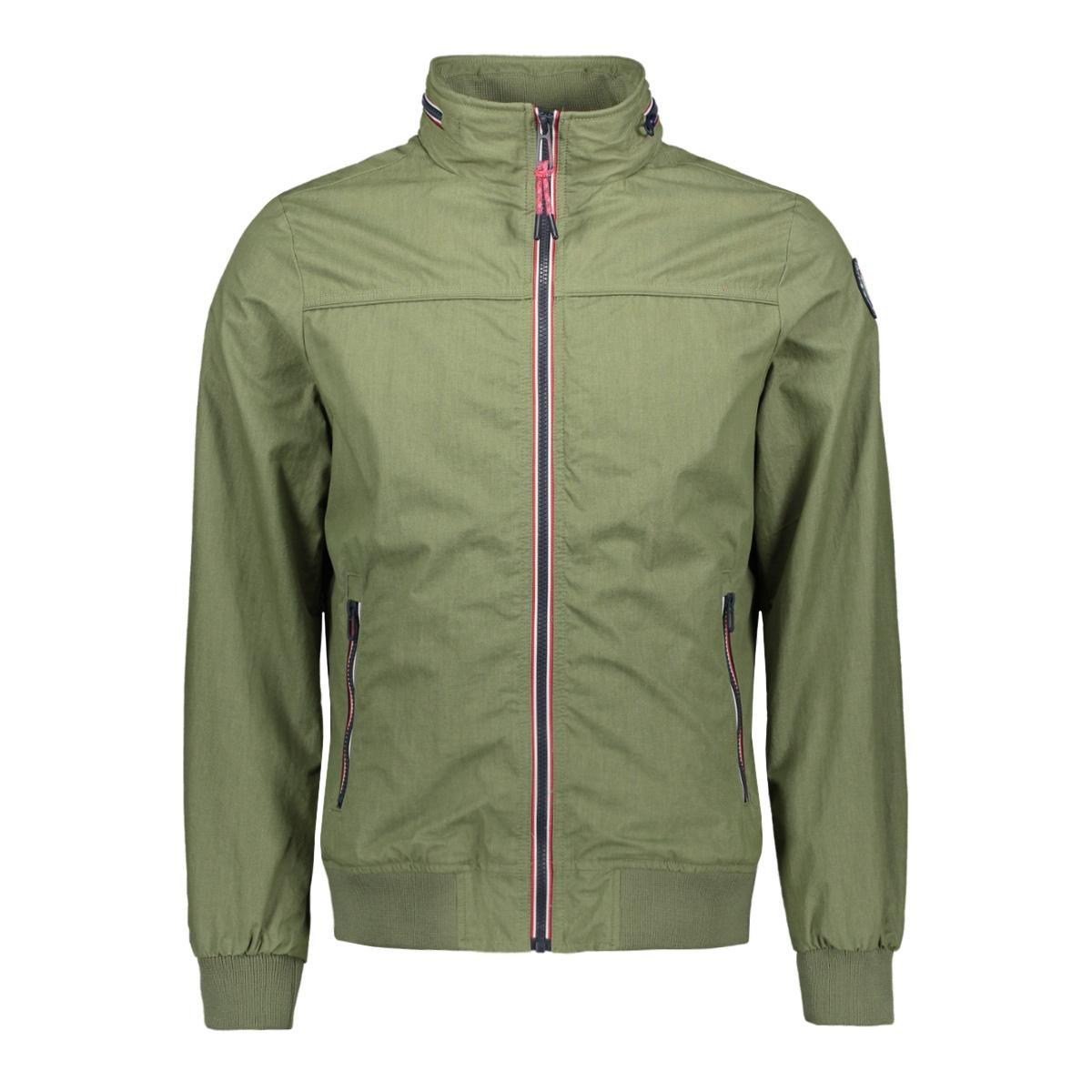 pakiri 20an809 nza jas 456 jacket green