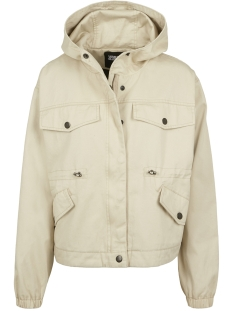 oversized parka jacket tb3440 urban classics jas concrete