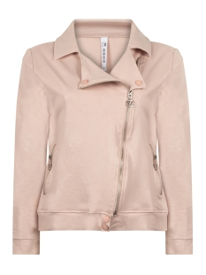 Zoso Jas BIKER JACKET 202 ROSE