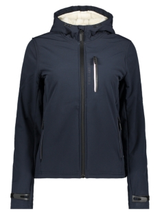 Superdry Jas ARCTIC SOFT SHELL JACKET W5010292A ECLIPSE NAVY