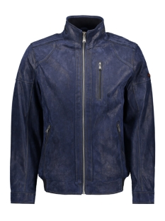 DNR Leren jas LEATHER JACK 42726 396 78