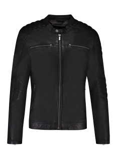 Goosecraft Leren jas JACKET 965 100002010 BLACK