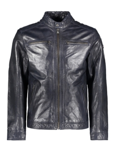 DNR Leren jas LEATHER JACK 52115 820 79