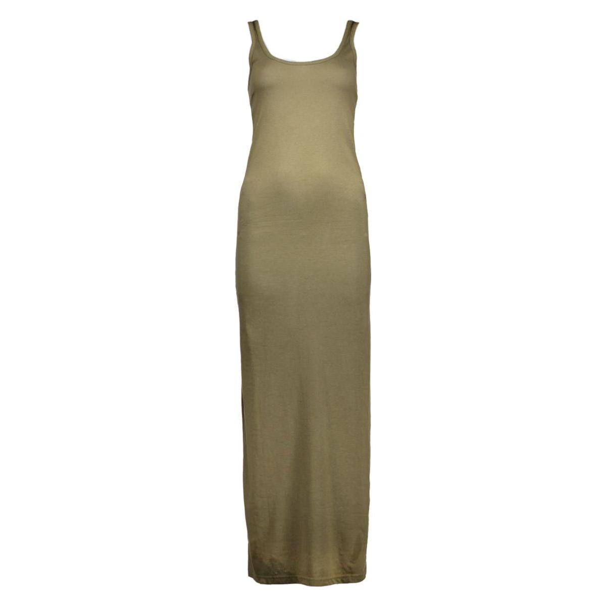 nanna ancle dress 10108209 vero moda jurk ivy green