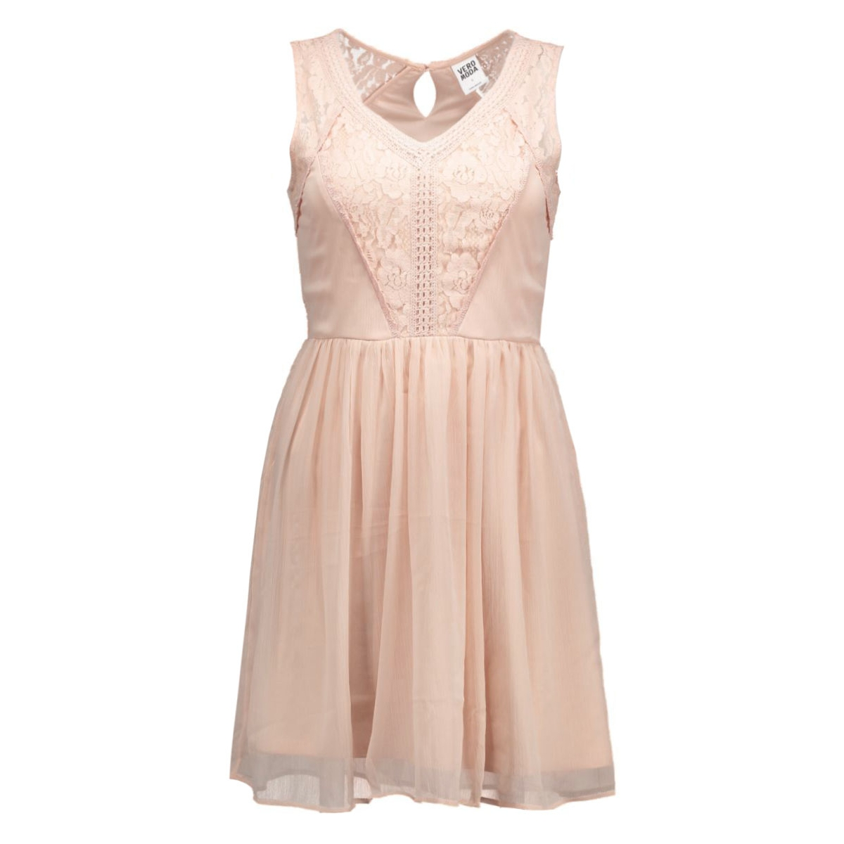 vmfreja mini dress 10149617 2 vero moda jurk rose dust