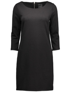 onlNew Emma 3/4 o-neck dress 15104570 black